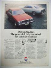 Datsun Asian Car & Truck Advertising Collectables