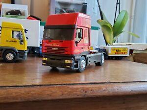 Iveco eurostar Ferrari camion eligor lbs 1/43