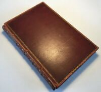 The History Of London By Sir Walter Besant, 1913 Antique Book