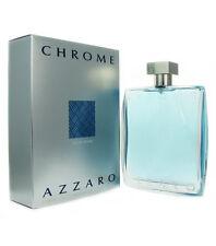 AZZARO CHROME profumo uomo edt eau de toilette 200ml NUOVO E ORIGINALE