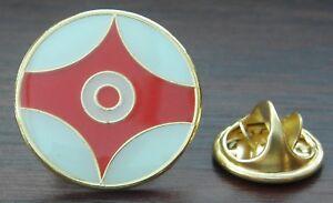 Kanku Pin Badge Karate Kyokushin Brooch
