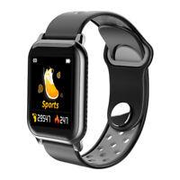 KY11 Bluetooth Smart Watch Heart Rate Monitor Fitness Tracker Bracelet Sports