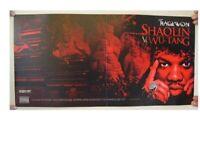 Chef Raekwon 2 Sided Poster Shaolin Wu-Tang WuTang