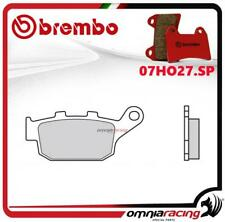 Brembo SP fritté arriè plaquettes frein Buell S1 1200 whiteligh twing 1998>2002