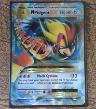 Pokemon Card  MEGA PIDGEOT EX  Ultra Rare  Evolutions  65/108 ***MINT***