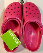 Crocs Classic Unisex Clog Pink New with tags