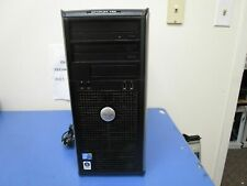 LOT of 4  Dell Optiplex 755  Desktop computer Core 2 Duo 2.4GHz NO OS, win Vista