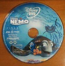Finding Nemo Disney Pixar Dvd Disc Only ~ Mint *Read* Genuine