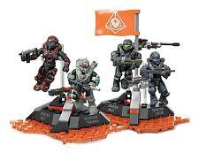 NEW Fall Mega Bloks Halo Fireteam Osiris 144 Pcs Toy Vale,Tanaka,Buck,Locke