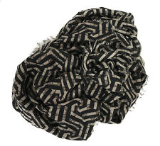 NEW/AUTHENTIC GUCCI GG Kaleidoscope Mokki Modal Silk Scarf