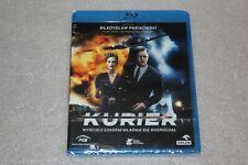 Kurier - Blu-ray  Courier - POLISH RELEASE POLSKI English Subtitles, Pasikowski