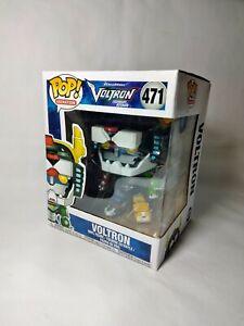 "Voltron Legendary Defender 6"" Super Size Funko POP! Animation #471 Boxed"