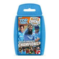 World Cricket Stars Top Trumps Card Game