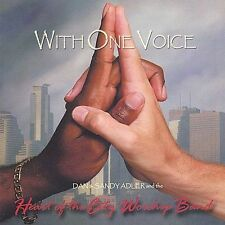 New: Heart of the City Worship Band: With One Voice  Audio CD