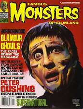 FAMOUS MONSTERS OF FILMLAND ISSUE 204 FROM OCT/NOV 1994 9.9 MT