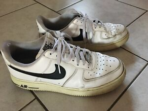 air force 1 bianche basse