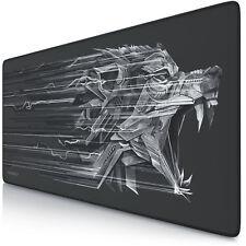 Titanwolf - Gaming Mauspad   900 x 400mm   Tischunterlage  rutschfest   XXL  NEU