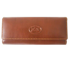 Leather 4 Ring Key Case Tony Perotti Italian Leather Brown TP-0344