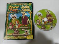 JACKIE & NUCA BANNER Y FLAPPY SERIE TV VOL 18 - DVD 2 CAPITULOS REGION 0 ALL
