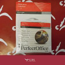 Software PerfectOffice V 3.0 NOVEL WordPerfect Quattro Pro Presentations VINTAGE