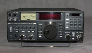 ICOM Communication Receiver IC-R71