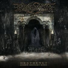 Purgatory – Deathkvlt - Grand Ancient Arts LP Vinyl Gatefold New (2013) Metal