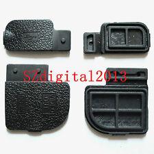 USB/HDMI DC IN/VIDEO OUT Rubber Door Cover FOR NIKON D200 Digital Camera Repair