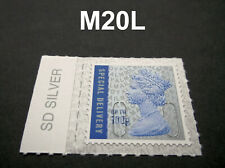 NEW SEPT 2020 SPECIAL DELIVERY 100g M20L MACHIN SINGLE with COLOUR TAB - U3051