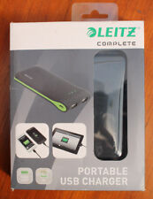 Leitz Complete Portable Power Bank 5000mAh - New sealed in Box