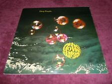 Deep Purple Who Do You Think We Are! 1973 UK Purple1st Press W/Insert Nice Copy!
