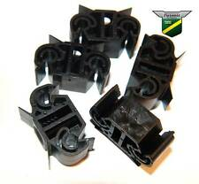 Range Rover P38 & Sport New Genuine Double Brake Pipe Clips (pack 5) ANR1864