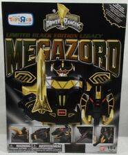 Mighty Morphin Power Rangers Legacy Megazord TRU Black Gold 5 Zords Combine MIB