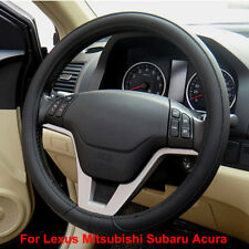 Car Steering Wheel Cover Car Steering Cover PU For Lexus Mitsubishi Subaru Acura