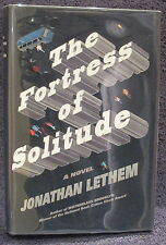 Lethem, Jonathan.  The Fortress of Solitude.  Signed, First Edition.