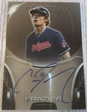 2013 Bowman Sterling On Card Auto Prospect CLINT FRAZIER  N.Y. Yankees!  Hot!