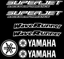 Superjet Graphics Kit WHITE Decal Sticker Wrap Yamaha Super jet stickers decals