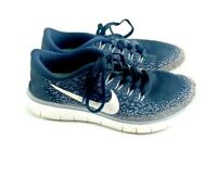 NIKE FREE RN DISTANCE Womens Multi-Color Running/Athletic Shoes Size 5