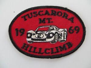 1969 Tuscarora Mountain Hill Climb Patch Central PA Sprint Car Sportscar