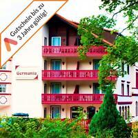 Kurzreise Harz 3- 8 Tage Bad Harzburg Komfort Hotel Gutschein für 2 Personen