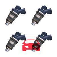 4Pcs Fuel Injectors OEM 1001-87093 Fits Toyota MR2 Turbo SW20 3SGTE Celica GT4