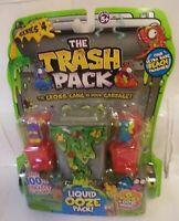 Trash Pack Series #4 Liquid Ooze Pack New Slime 6 Trashies