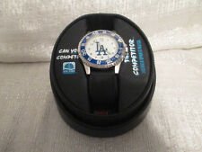 Sun Time Los Angeles Dodgers Baseball MLB The Competitor Sports Watch