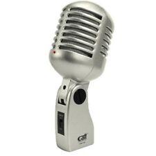 Gatt Audio CSM-320 Stile Vintage Elvis Microfono a Condensatore Retrò