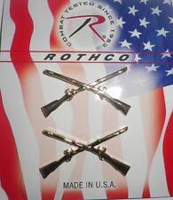 Insigne Officier US d'Infanterie Made in USA
