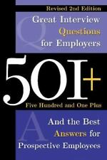 501+ Great Interview Questions for Employers and the Best Answers for...