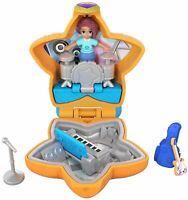 Polly Pocket Compact Tiny Pocket Places Teeny Boppin Concert Mattel