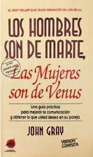 Los Hombres Son De Martes, Las Mujeres Son De Venus Por John Gray