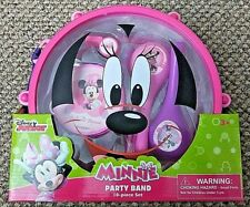 Disney Junior Minnie Mouse Party Band 10pc Set