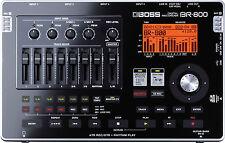 Boss BR-800 8-Track Portable Recorder - Built-in effects, rhythm generator etc