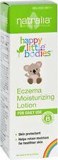 Happy Little Bodies Eczema Lotion for Kids by Natralia, 6 oz 1 pack